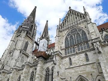 Dom St Peter Regensburg Foto